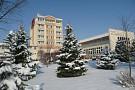 Hotel Prameň Dudince v zime